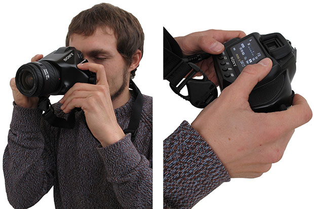 Sony a352 Concept DSLR Camera Design sonyconcept0