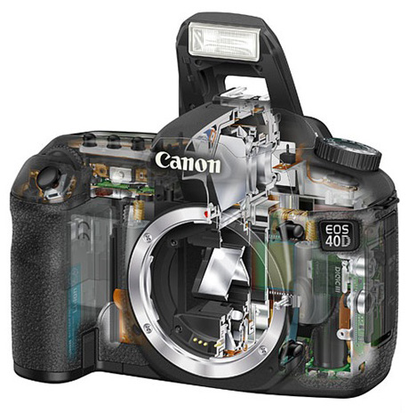Canon Celebrates the 40 Millionth EOS SLR, 20 Millionth DSLR 40dinternals