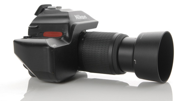 Nikon D4x Concept Camera Design nikond4x