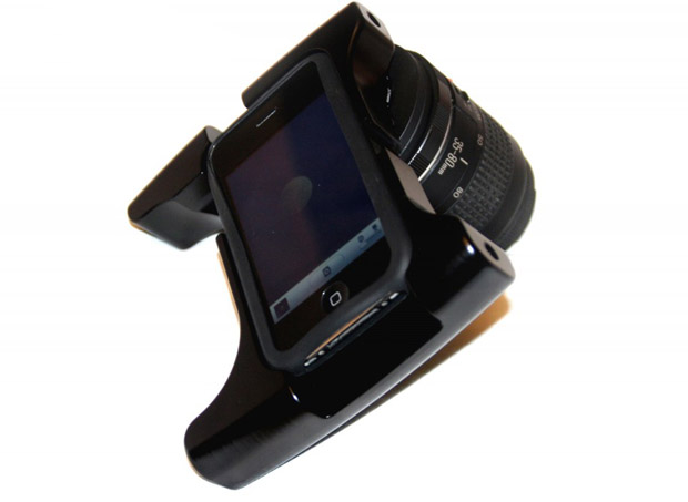 iPhone Interchangeable Lens Mount iphoneDSLR