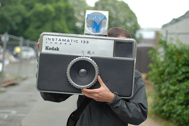 An Instamatic Camera for Shooting Giants and Other Big Things insta1