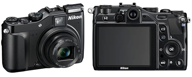 Nikon Unveils the P7000, S8100, and S80 Compact Cameras p7000