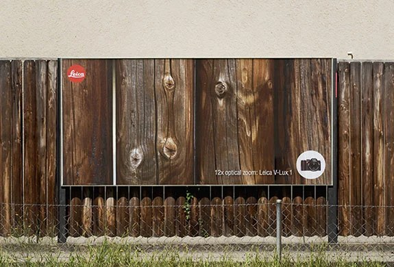 Creative Billboards for Leica Cameras leicab1