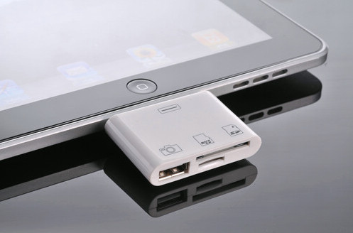 3 in 1 Camera Connection Kit for the iPad threeinone