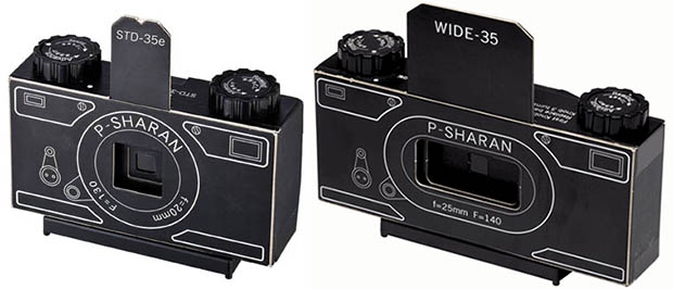 Sharan Cardboard Pinhole Camera Kits psharanpinhole
