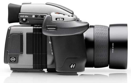 Hasselblad H4D 200MS Shoots 200MP Photos with a 50MP Sensor hasselblad