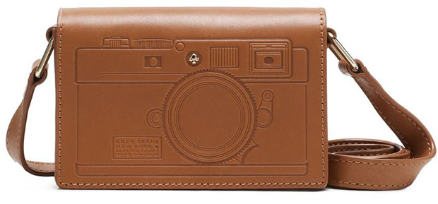Leica Spotted on Kate Spade Handbag katespade