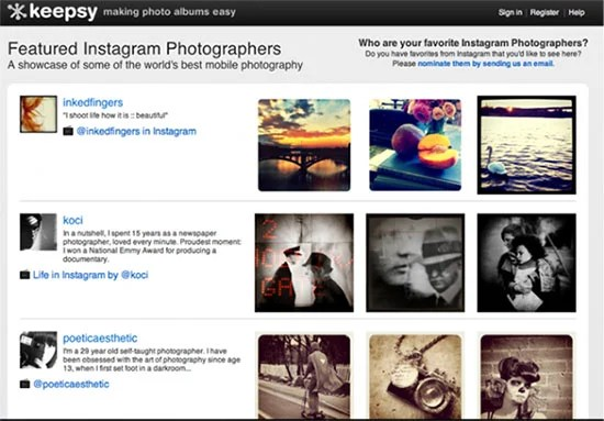Keepsy Lets Popular Instagram Photogs Cash In Their Following keepsy