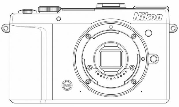 Is This Nikons New Mirrorless Camera? nikonmirrorless mini