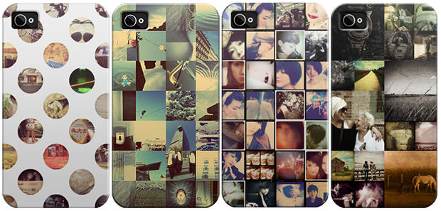 Turn Your Favorite Instagram Photos into an iPhone Case casetagram mini