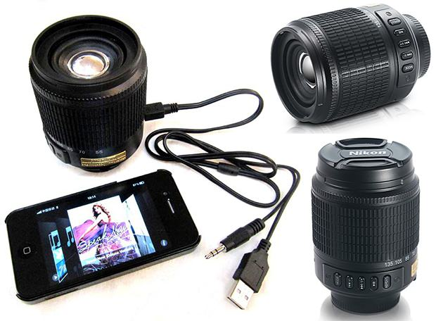 PetaPixel Photography Gift Guide 2011 lensspeaker mini