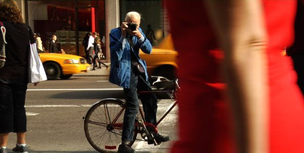 You Can Now Watch the Acclaimed Film Bill Cunningham New York for Free bcny mini