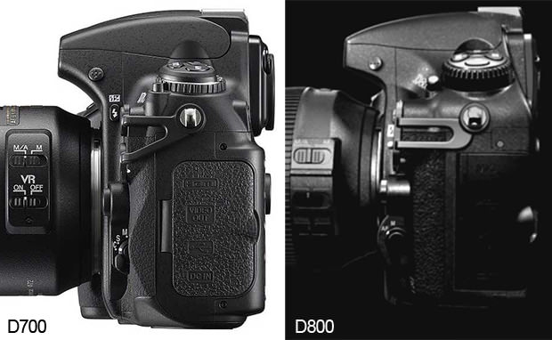 Side View of the Nikon D800 Leaked? leaked mini