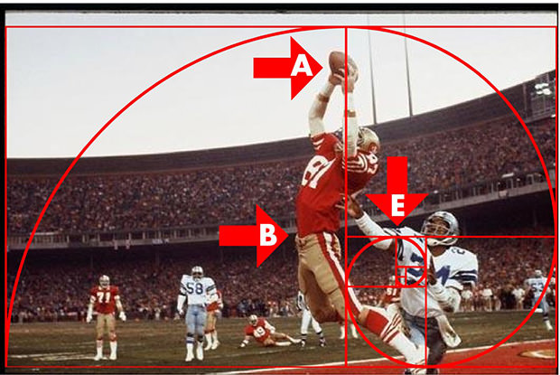 Analyzing The Catch Using the Golden Ratio and Rule of Thirds thecatch mini