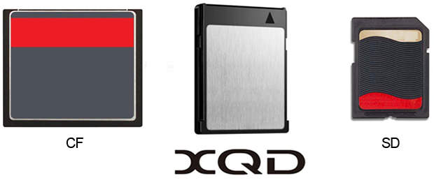 CompactFlash Cards to Be Replaced with the Smaller XQD Format xqd mini