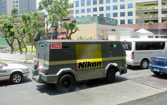 Thieves Steal Over $150,000 in Camera Gear from Nikon in Van Heist nikontruck mini
