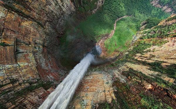 Niagara Falls 4k Wallpaper Stunning 360 176 Aerial Panoramas Of The World S Highest