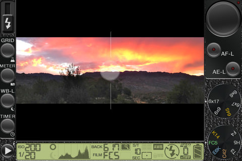 645 PRO iPhone Camera App Offers New Level of Control and RAW jagr mini