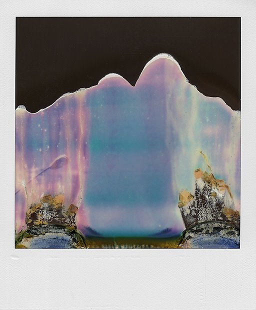 Ruined Polaroid Pictures as Abstract Art ruined5 mini