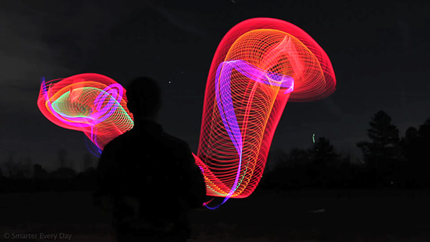 Light Painting Photos Shot Using an RC Helicopter heli2 mini