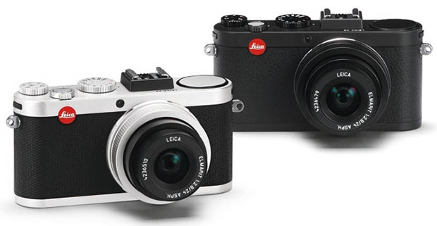 Leica Updates Its Compact Camera Lineup with the X2 and V Lux 40 leica1