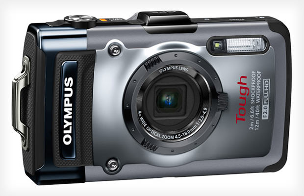 Olympus Unveils New Ultra Rugged TG 1 iHS Tough Camera tough mini