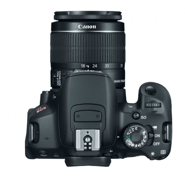 Canon Unveils the EOS Rebel T4i/650D With Continuous Movie Servo AF canon650 4 mini