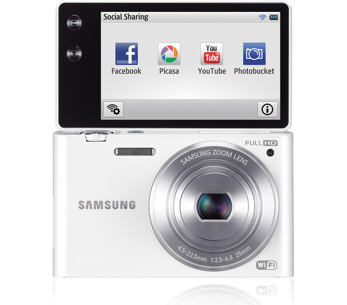 Samsung Unveils MV900F Compact with Gesture Controlled Self Portraits 