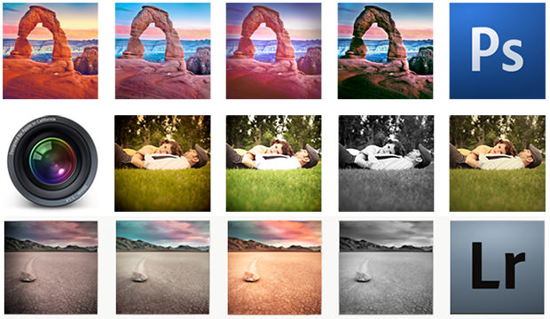 Instagram Filters for Photoshop, Aperture, and Lightroom preset mini