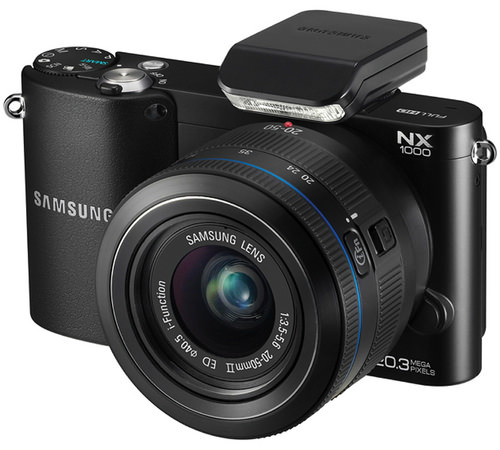 Samsung Entry Level NX1000 Mirrorless Finally Ships After One Month Delay 