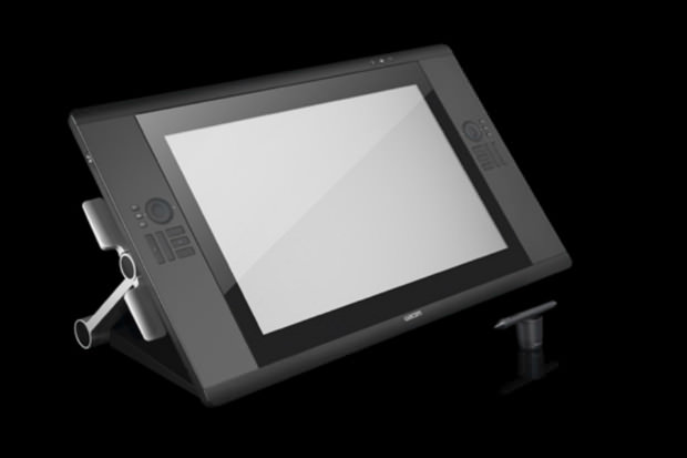 Wacom Unveils The New 24HD Touch, Brings Multi Touch to Photoshopping 