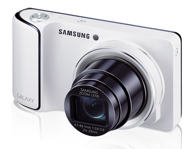 Samsung Galaxy Camera Unveiled, More Phonecamera Than Cameraphone cam1 mini