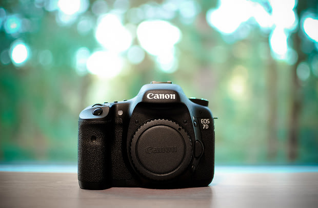 Canon 7D Firmware Update Rolls Out, Beefs Up Cameras Features canon7d mini