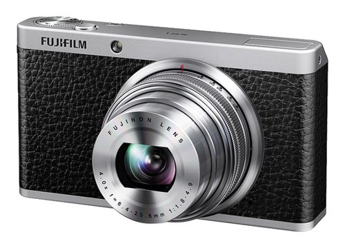 First Glimpse at a Retro styled Compact from Fuji, Possibly Named the XP1 