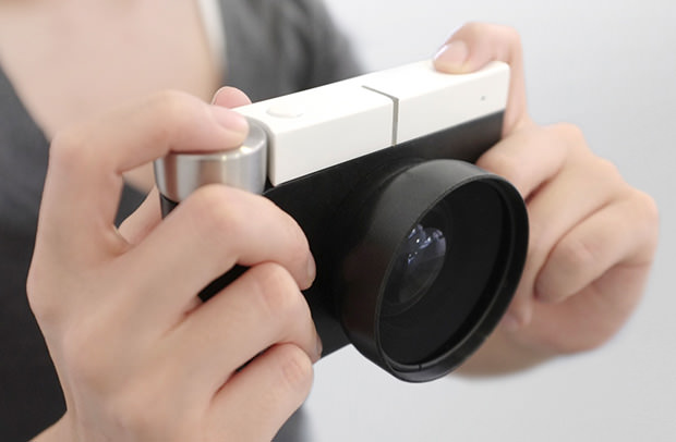 Pentax Si is a Concept Camera Based Around a Single Dial Button pentaxsi1 mini