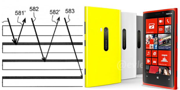 Patent Shows That Nokia is Working on Graphene Based Camera Sensors lumiapatent