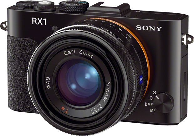 Sony RX1 Brings Full Frame Sensors to the Point and Shoot World... for a Price rx1a1