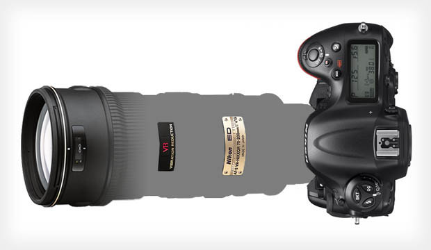 Upcoming Nikon 70 200mm f/4 Said to Feature 5 Stop Vibration Reduction nikno70200