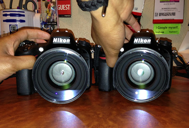 Some Nikon D600 DSLRs Not Closing to the Apertures Theyre Supposed To apert