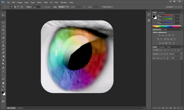 Adobe Photoshop Now Retina Friendly, Creative Cloud Sees Major Updates retina