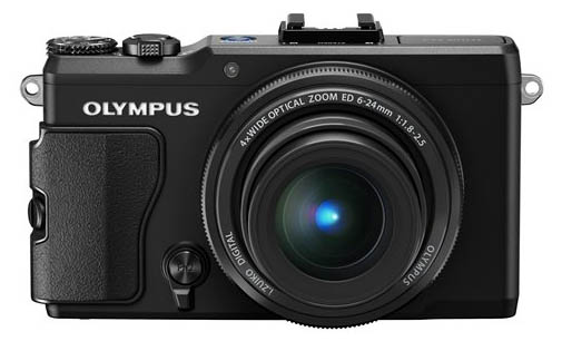 Leaked Photos of Olympus Next High End Compact, the XZ 10 olympusxz2