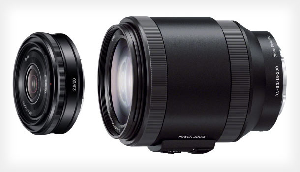 Sony Unveils Two New NEX Lenses, Full Frame Glass and Camera Coming Soon? sonyemount1