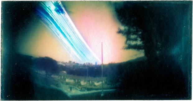 Photog Captures Time in Stunning Color Pictures Using a Pinhole Camera matthewallred2 sm