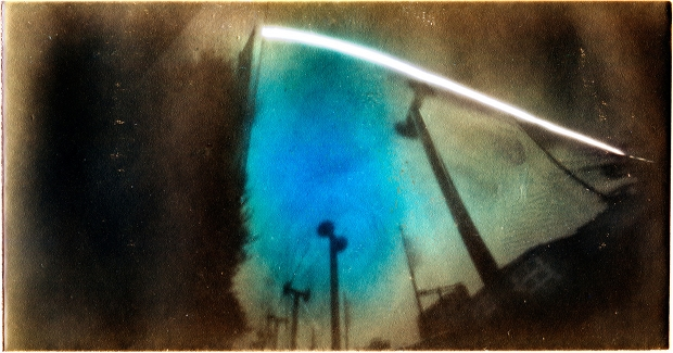 Photog Captures Time in Stunning Color Pictures Using a Pinhole Camera matthewallred6 sm