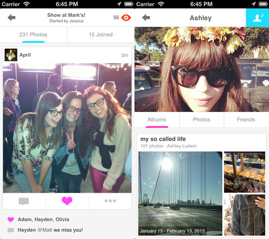 Albumatic: Create Social Photo Albums With Friends Near and Far albumatic