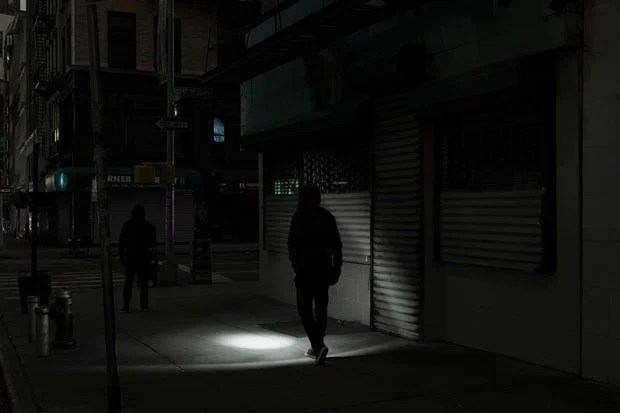 A Study of Shadows in Manhattan During the Blackout Caused by Hurricane Sandy shadows 7
