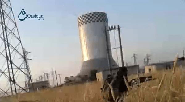 Zeyzoun Thermal Power Plant
