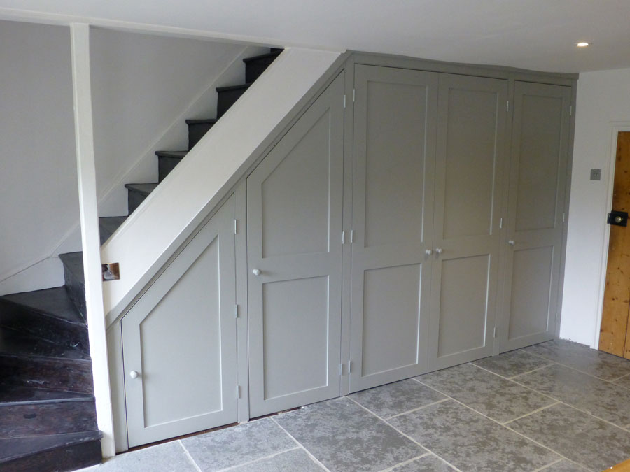 Under Stairs Cupboard Handmade By Peter Henderson