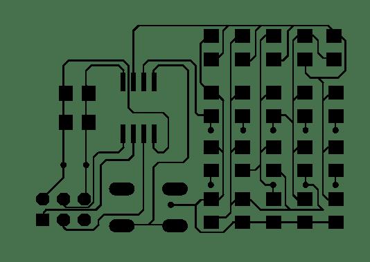 led array circuit design