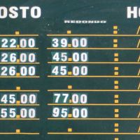 Second Class Bus Schedules From Mérida's Noreste Station